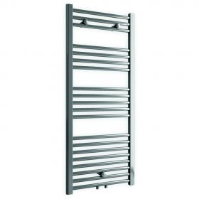 Handdoekradiator Chroom middenaansluiting B300 H800 - 287 Watt
